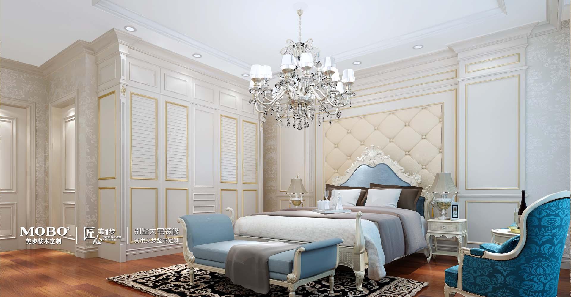 欧式整木家装卧室